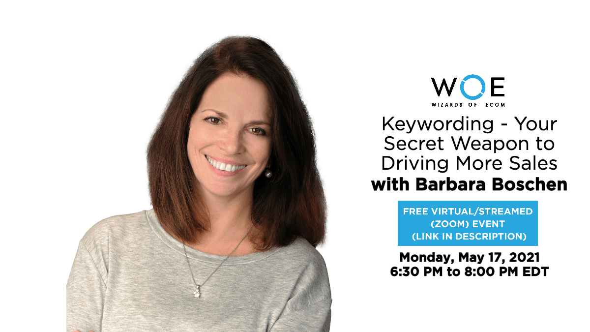 Keywording - Your Secret Weapon to Driving More Sales