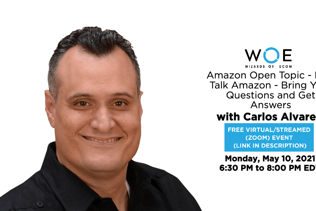 Amazon Open Topic - Lets Talk Amazon - Bring Your Questions and Get Answers