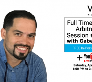 Full Time Retail Arbitrage Session #1 of 6 Gabe Cossio